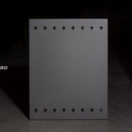 Placa para proteccion de la pared 90x70x2,5 cm