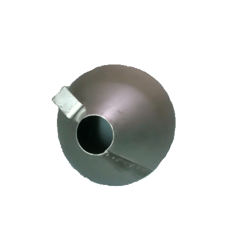adaptador de pellet estufa tomas
