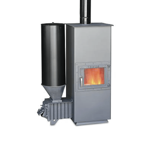 estufa biomasa sistemas tomas ESTUFA CARGA LATERAL 18KW