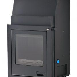 Insertable de leña Aquaflam 17 kw (130 m2)