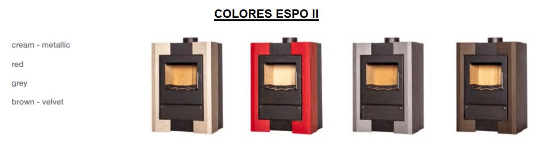 COLORES ESPO 2