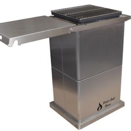 Grill de asados con pellet modelo GRILL HOME I