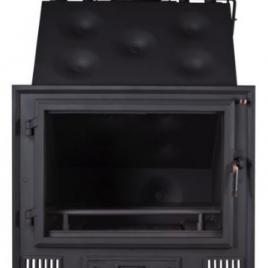 Insertable de leña para radiadores rustico (38,7 kw) 270 m2