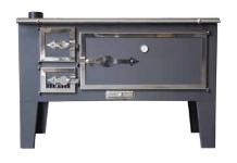 horno para asados y churrascos Metlor ME23P