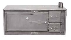 horno para asados y churrascos Metlor ME23 inox