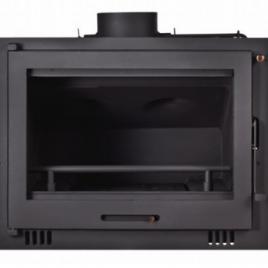 Insertable de leña para radiadores Metlor (26,7 kw) 175 m2 LDA