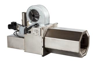 Y-300 LA (35-350 kw ) con limpieza automática y cuadro control UNITRONICS