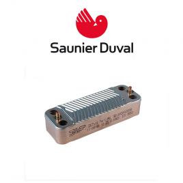 intercambiador de placas saunier duval