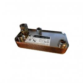 intercambiador de placas caldera sime