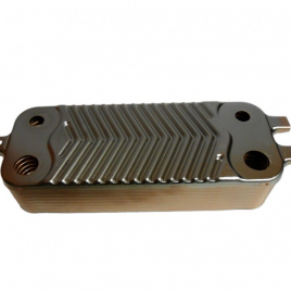 intecrambiador 24 placas caldera junkers 8716771039