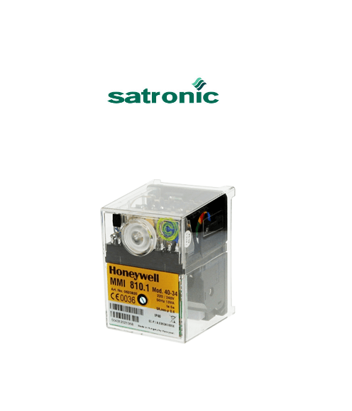 CENTRALITA SATRONIC MMI810.1 Mod 40-34