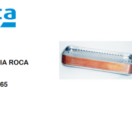 INTERCAMBIADOR CALOR ACS 10 PLACAS PLATINUM COMPACT (ref: 125565365)