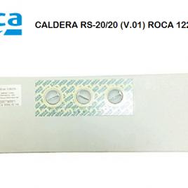 CUADRO CONTROL CALDERA RS-20/20 (V.01)