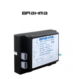 SM 11F TW1,5 TS10 GAS MICROFLAT BRAHMA CENTRALITA