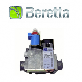 valvula de gas caldera beretta 10021021