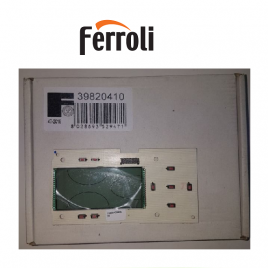 DISPLAY FERROLI DSP5 39820410
