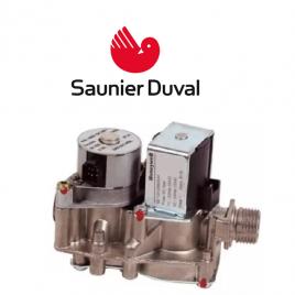 valvula de gas caldera saunier duval