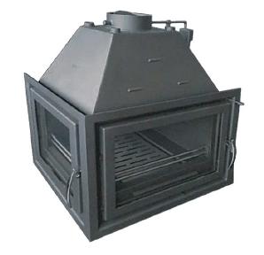 insertable de leña para radiadores 2 puertas
