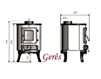 MEDIDAS GERES (SERCATEC)