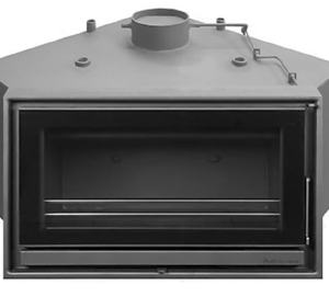 CHIMENEA de leña para conectar a radiadores rincon