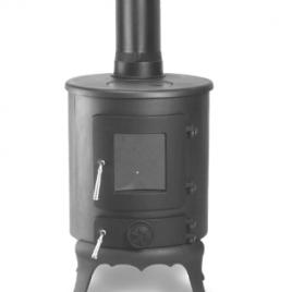 Estufa modelo Geres (6 Kw) 45 M2