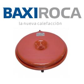 Vaso expansión 5L ROCA  CML10, CML15 (REF:142040000)