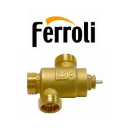 Cuerpo válvula 3 vías Ferroli Atlas (referencia : I39828940)