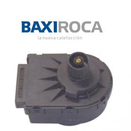 Motor válvula 3 vías caldera Roca (125564734)