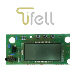 PLACA ELECTRONICA TIFELL EUROFELL MLC15 display (CK0TM15)