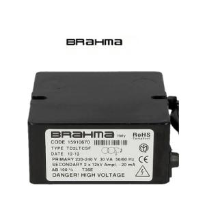 transformador brahma para quemador de gasoleo