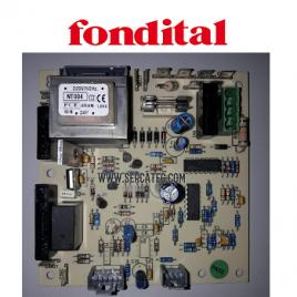 Circuito impresso para Fondital Moorea mira c c/pr (FON6CIRCSTA07)