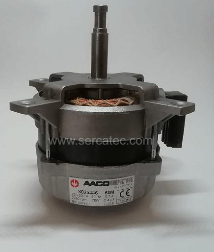 Motor aaco quemador gasoleo eco 3 r