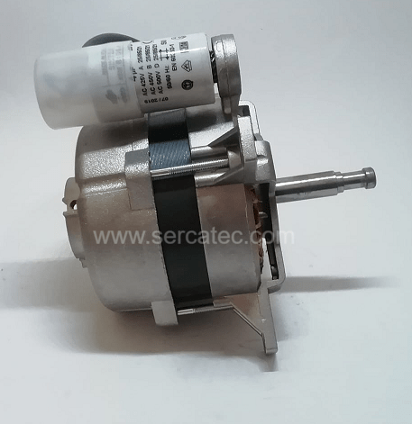 motor aaco quemador gasoleo
