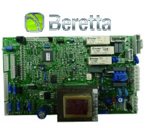 tarjeta CALDERA BERETTA 10024731 (sercatec)