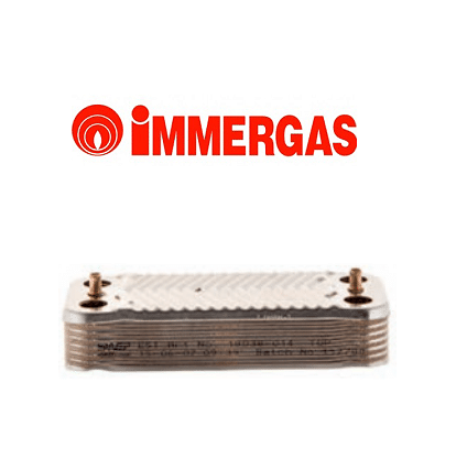 INTERCAMBIADOR PLACAS IMMERGAS IMM1022220 SERCATEC