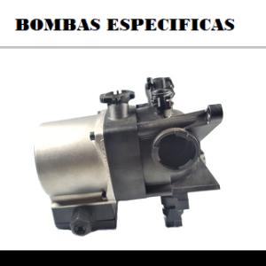 Bombas circuladoras especificas