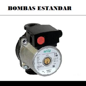 Bombas circuladoras