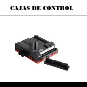 Cajas de control