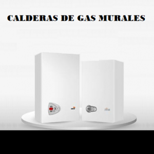 calderas de gas condensación domésticas