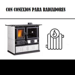 Para conectar a radiadores