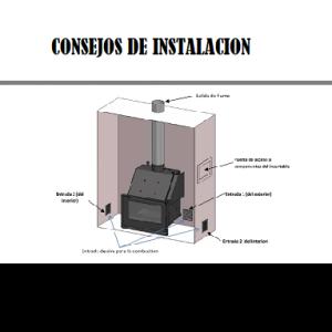 PDF de consejos instalación