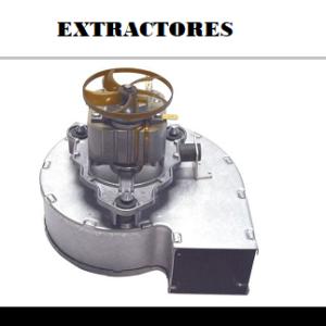 Extractores de caldera