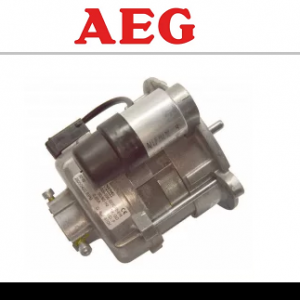 Motores AEG para quemador