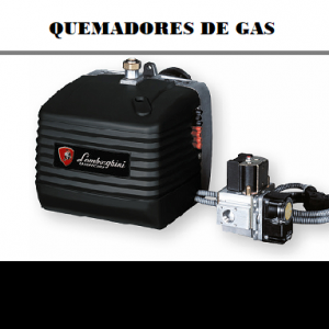 Quemadores de gas