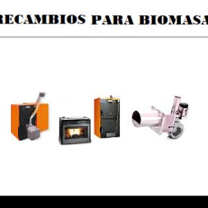 Recambios maquinas biomasa