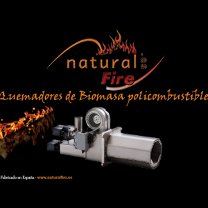 Quemadores Natural Fire