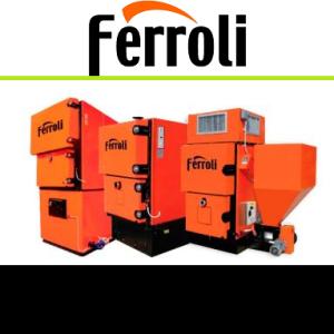 Calderas industriales Ferroli