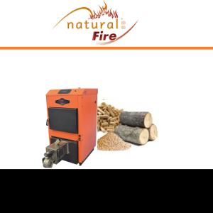 Calderas Marca Natural Fire