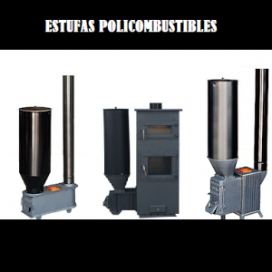 Estufas Policombustibles