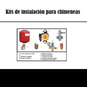 Kit de instalación de insertables